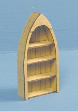 Q422 Boat Bookshelf Kit